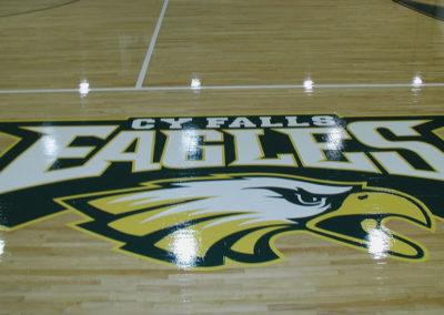 Cy-Falls High School