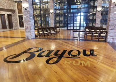 Bayou Rum Brewery